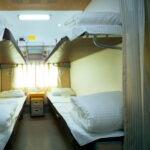 Tweedeklas couchette Boeddha-trein met Maarten Olthof