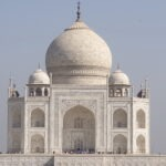 Wereldwonder Taj Mahal © Maarten Olthof